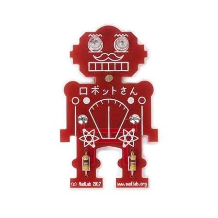 Robotto-san (Mr. Robot)
