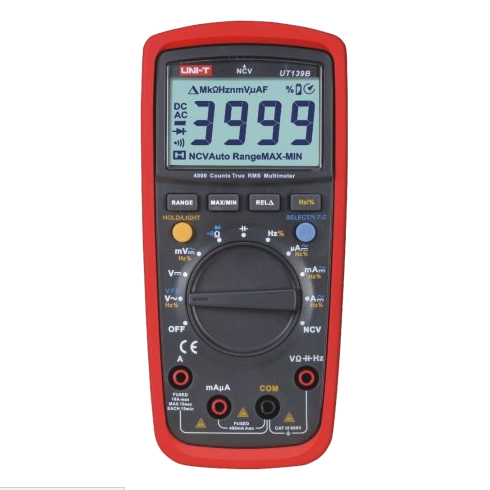 Digitale Multimeter UT139B