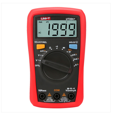 Digitale Multimeter UT33A+