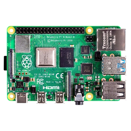 Raspberry Pi 4 Model 4 (4 GB)