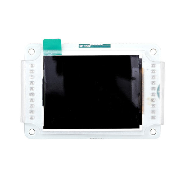 Arduino LCD module + SD card reader
