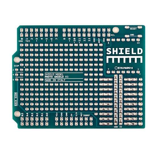 Arduino Proto Shield Rev 3 basic PCB
