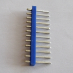 Header Pin - steek 4 mm - 1x12